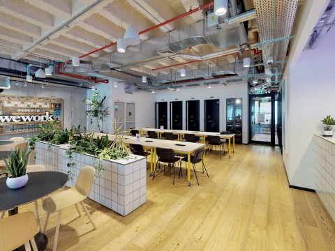 WeWork King George 20 ווי וורק ירושלים 1